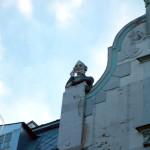 Tallinna vanha kaupunki, yksityiskohta