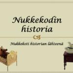 Nukkekoti historian kuvastimena