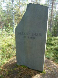 Syyskuun lopussa 1942 käytiin Ylikiimingissä kahakka, jossa neljä desanttia sai surmansa.